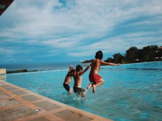 The Benefits of Staycationing At Your Home Pool